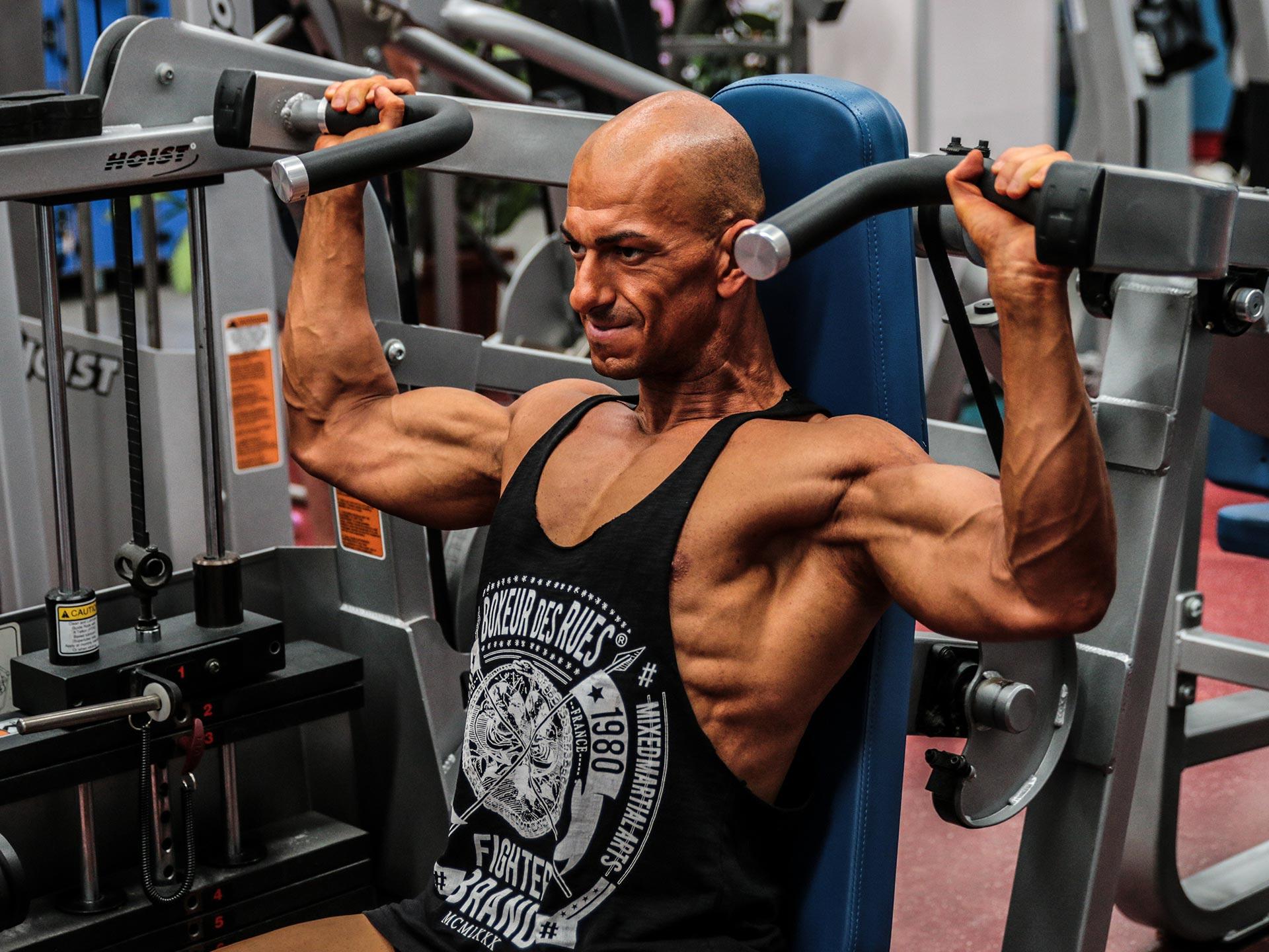 Daniele Bertaggia Nutritional Sport Consultant