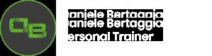 Daniele Bertaggia Personal Trainer Logo